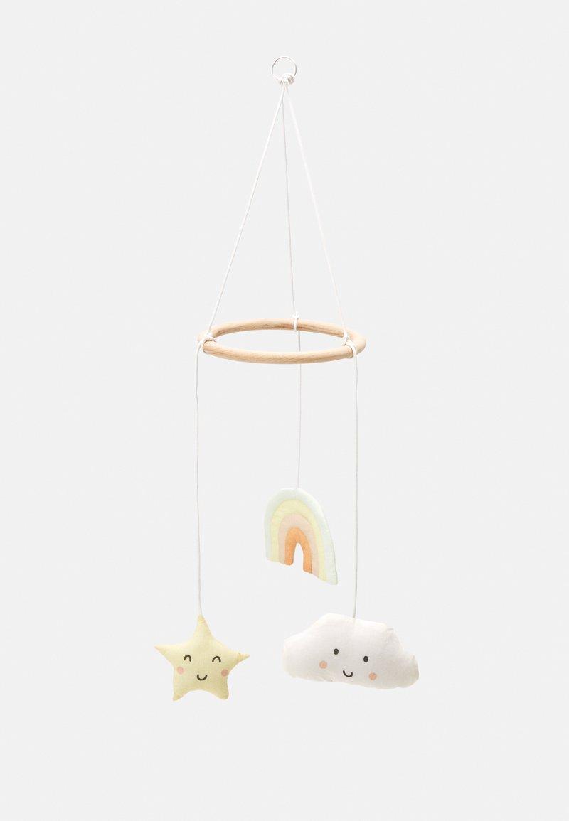 Lindex - BABY HOME MOBILE RAINBOW UNISEX - Mobile - light beige