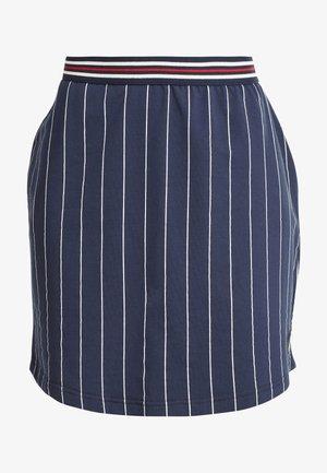 A-line skirt - black iris