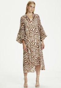 Karen by Simonsen - GAMEN - Day dress - safari zebra - 1