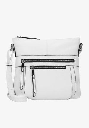 Tina  - Across body bag - white