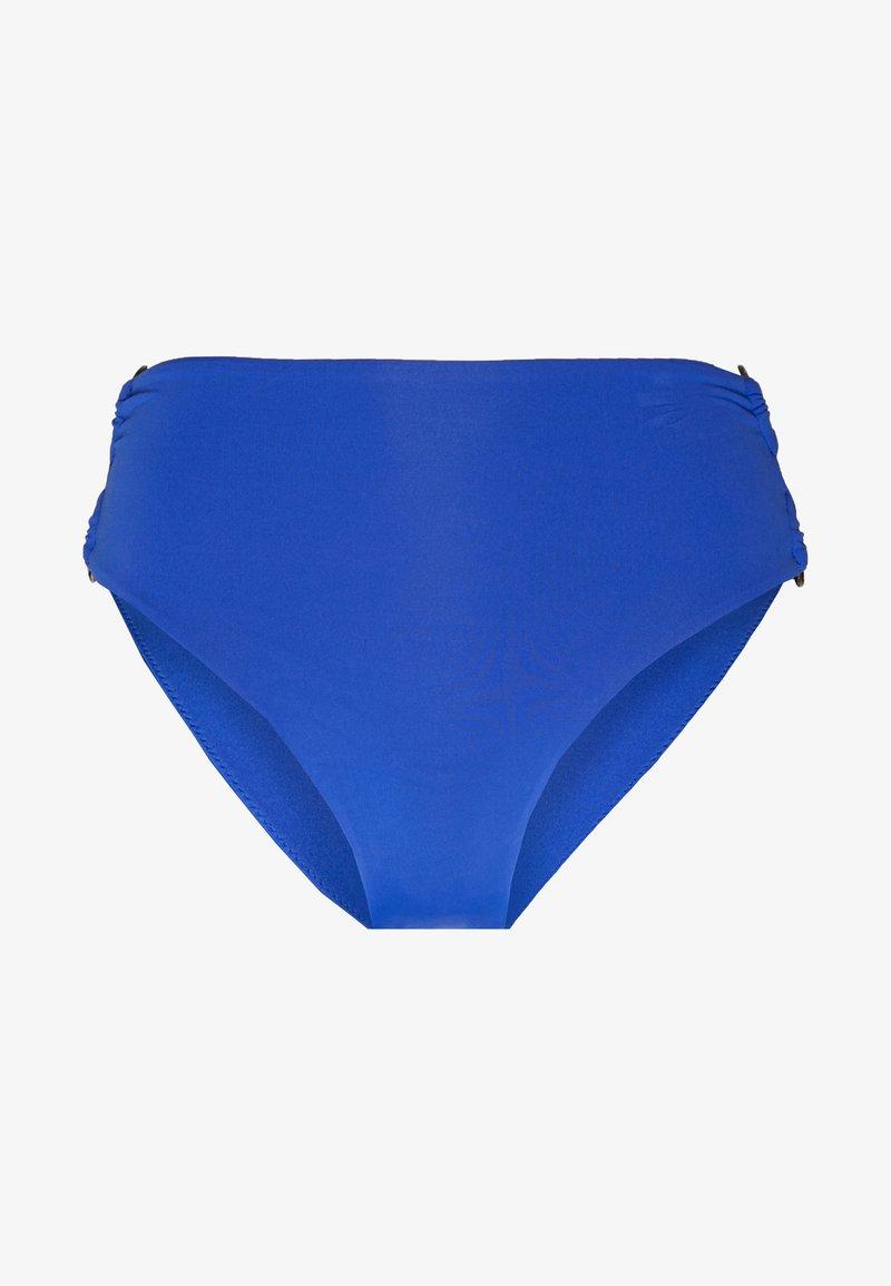 Seafolly - ACTIVERING SIDE HI RISE - Bikini bottoms - cobalt