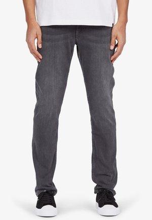 WORKER  - Slim fit jeans - medium grey