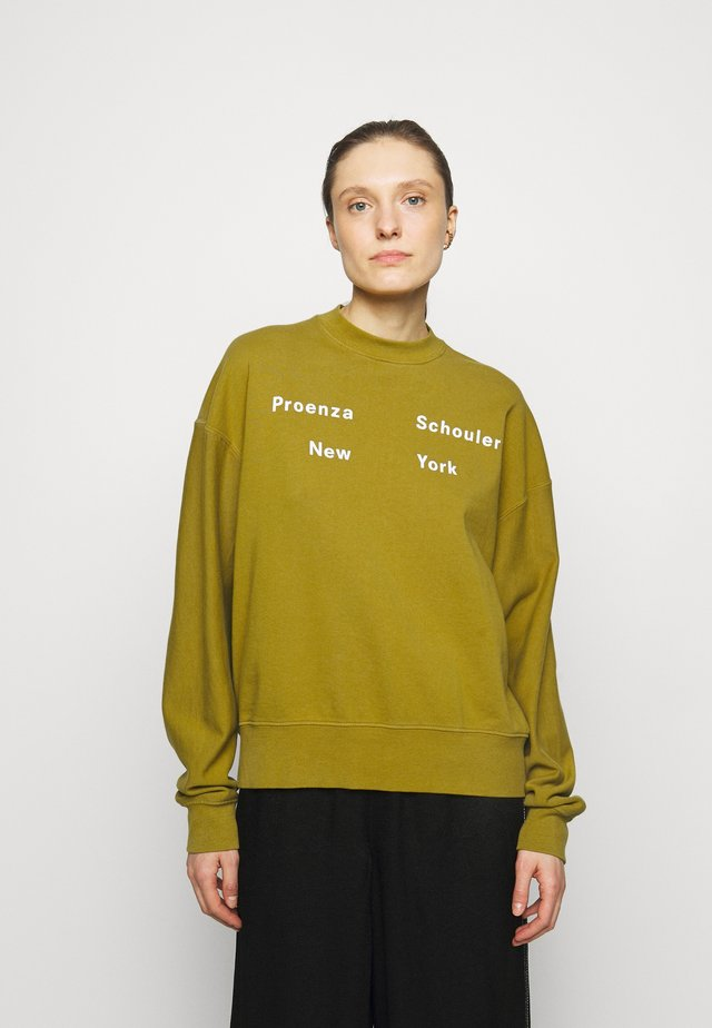 LONG SLEEVE - Sweatshirt - moss