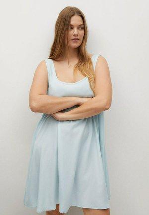 ADRI-I - Sukienka letnia - bleach-blau