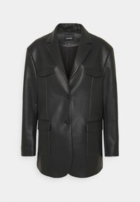 Monki - Blazer - black - 5