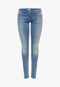 ONLY - Jeans Skinny Fit - light blue denim - 5