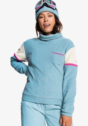 ROXY™ KIRAH - WARMFLIGHT® - Fleece jumper - stone blue