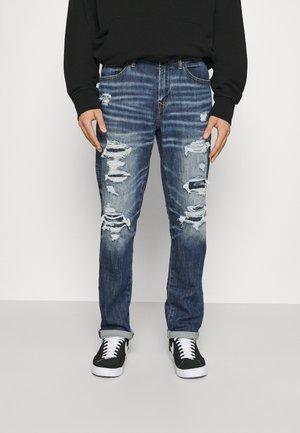 ATHLETIC  - Jeans Slim Fit - brilliant repair