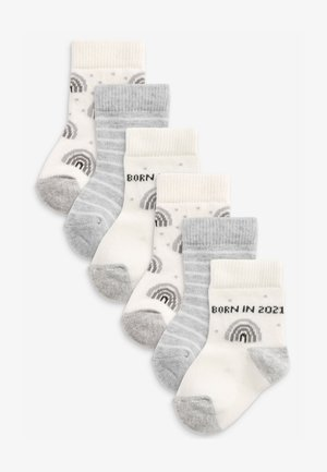 5 PACK  - Socks - multi-coloured