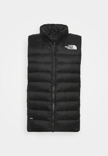 ACONCAGUA VEST - Waistcoat - black