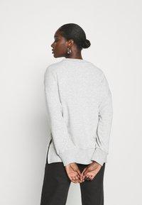 Mavi - BLAH PRINTED - Sweatshirt - light grey melange - 2