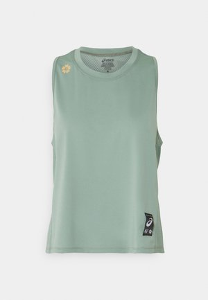 SAKURA TANK - Top - slate grey