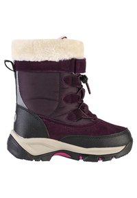 Reima - Winter boots - deep purple - 7