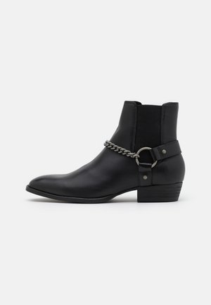 BIABECK CHAIN BOOT - Classic ankle boots - black