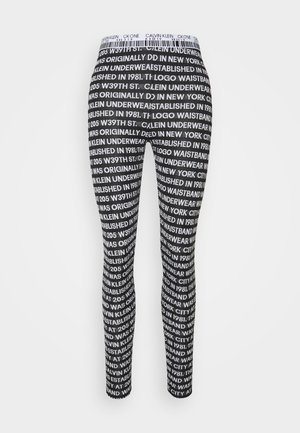 ONE LOGO  - Pantaloni del pigiama - black