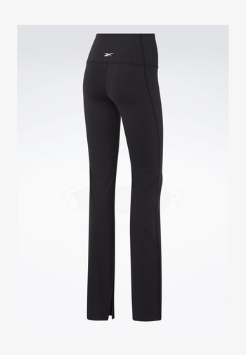REEBOK LUX BOOTCUT TIGHTS 2.0 - Trousers - black
