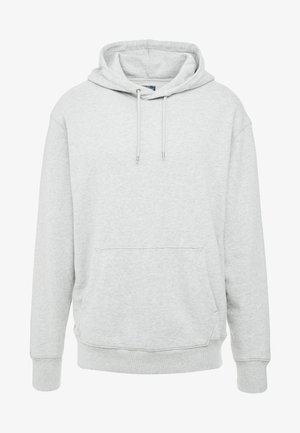 CLASSIC FRENCH TERRY HOODY - Mikina skapucí - grey