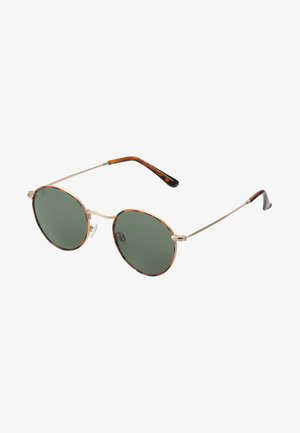 LIAM - Sonnenbrille - turtle brown/green