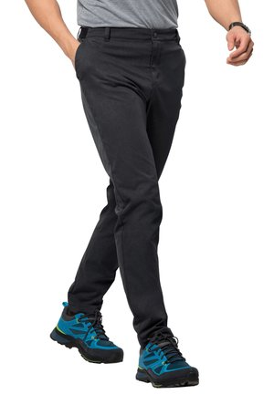 JWP - Outdoor trousers - black