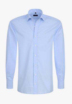 FITTED WAIST - Overhemd - blau