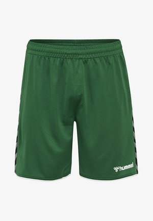 AUTHENTIC - Sports shorts - evergreen