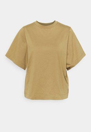 SLFPALM HIGH NECK TEE - T-shirts - kelp