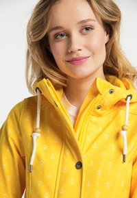Schmuddelwedda - Outdoorová bunda - yellow - 3