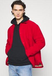 K-Way - ALBAN UNISEX - Sweatshirt - black - 3