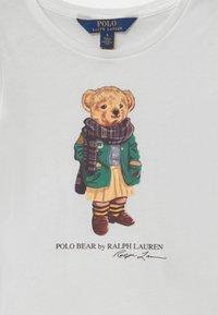 Polo Ralph Lauren - BEAR - Long sleeved top - white - 2