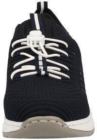 Rieker - RIEKER SNEAKER - Sneakers basse - navy/pazifik 14 - 6