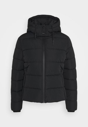 ONLSILJE PUFFER JACKET - Winter jacket - black