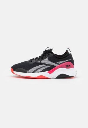 HIIT TR 2.0 - Chaussures d'entraînement et de fitness - core black/neon cherry/footwear white