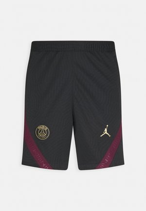 PARIS ST GERMAIN DRY - Sports shorts - black/truly gold