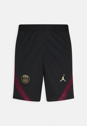 PARIS ST GERMAIN DRY - Träningsshorts - black/truly gold