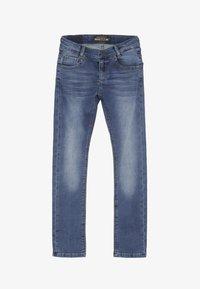 Blue Effect - Slim fit jeans - medium blue - 2