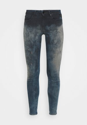 NEW LUZ - Jeans Skinny Fit - blue black