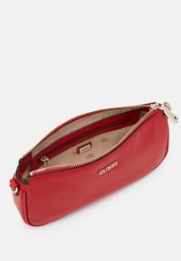 Guess - ARIE DOUBLE POUCH CROSSBODY - Across body bag - red - 2