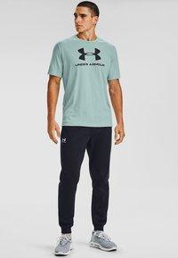 Under Armour - Print T-shirt - enamel blue - 1