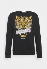 SAVAGE TAPE - Sweatshirt - black