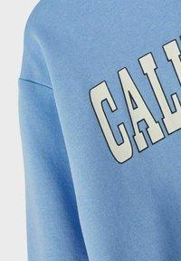 Name it - BOXY FIT - Felpa con cappuccio - vista blue - 2