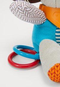 Skip Hop - BANDANA BUDDIES 19ELEPHANT - Knuffel - multi-coloured/grey - 5