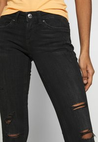 ONLY - ONLCORAL - Jeans Skinny Fit - black - 3
