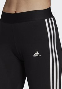 adidas Performance - Collants - black/white - 3