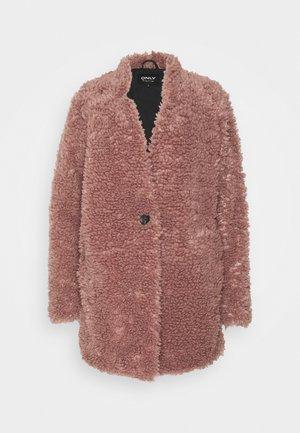 ONLDINA COAT  - Winter coat - burlwood