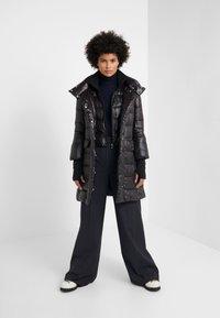 Patrizia Pepe - JACKET - Winter coat - nero - 1