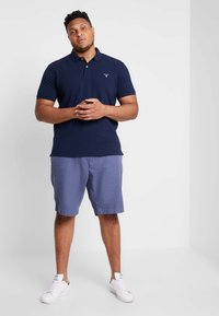 GANT - PLUS THE SUMMER RUGGER - Poloshirt - marine - 1