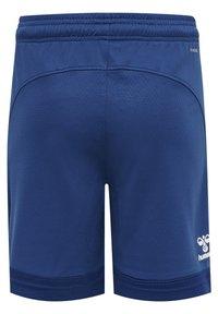 Hummel - LEAD  - Shorts - true blue - 1