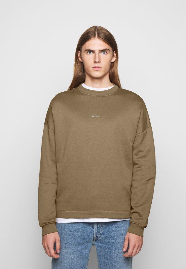 FLEA - Sweatshirt - light brown