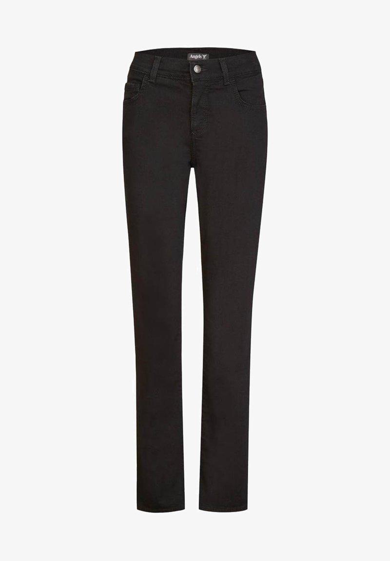Angels - DOLLY - Straight leg jeans - black