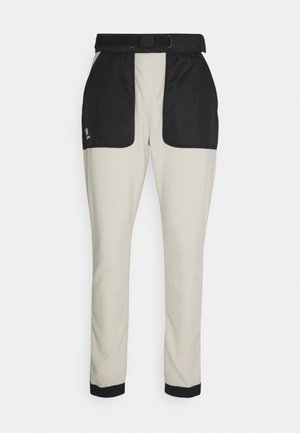 YU PANT - Tracksuit bottoms - pelican